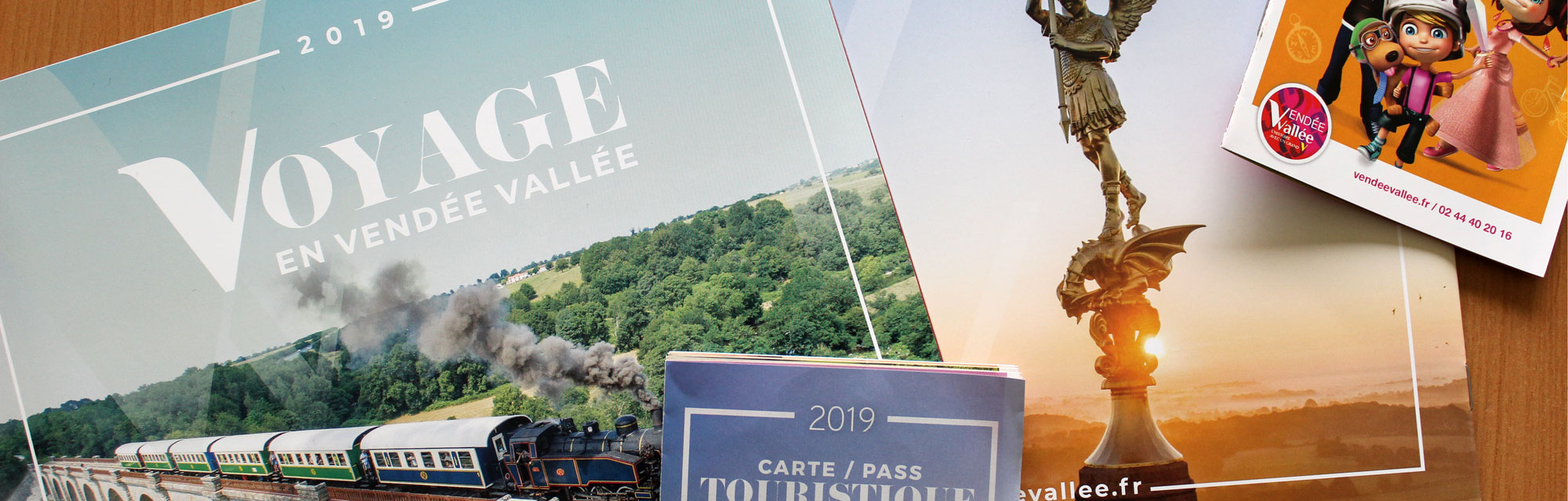 Brochures 2019 Vendée Vallée
