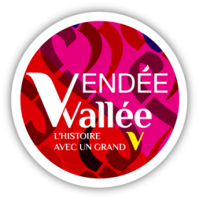 Logo officiel vendée Vallée