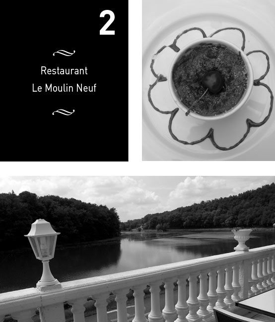Restaurant le Moulin Neuf